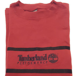 Timbeland Performance men's long sleeve pull over